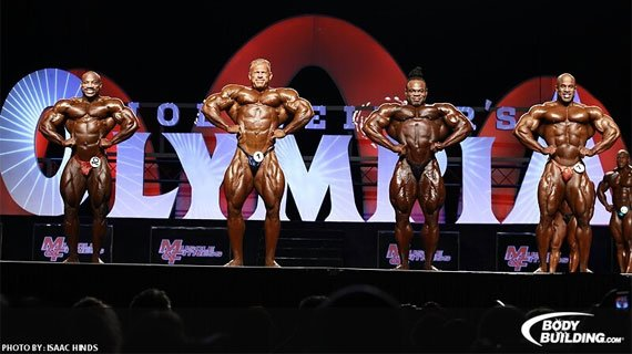 Bodybuilding Phil Heath The Gift