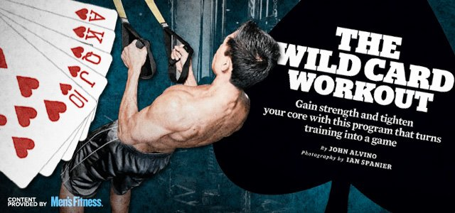 The Wild Card Workout