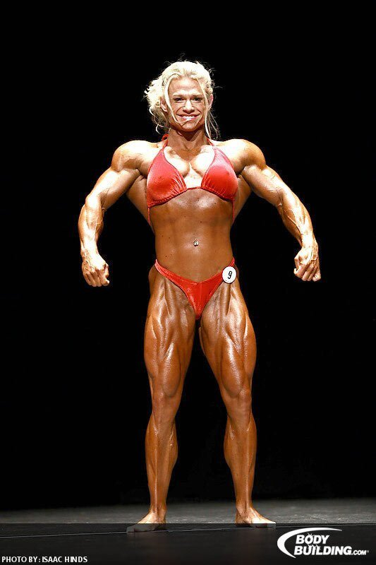 Tina Chandler: Female Bodybuilding Interview Of The Month