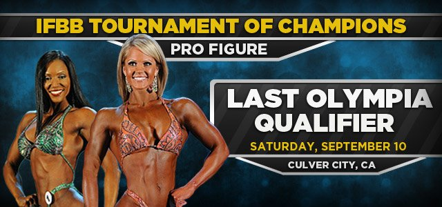 2011 IFBB Tournament of Champions Pro Figure