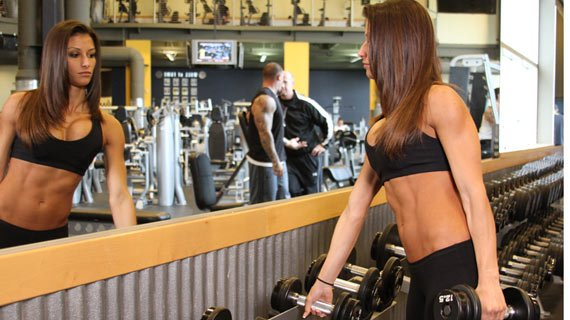Gym Etiquette 101: look hot, act cool.