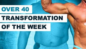 Over 40 Transformation Of The Week