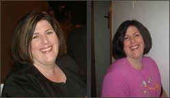 Featured Transformation of the Week: Sweetpea73