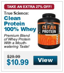 Premium Blend of Whey Protein With a Mouth-watering Taste!
