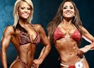 Which Body Do You Want: The Figure Nicole's Or The Bikini Nicole's.