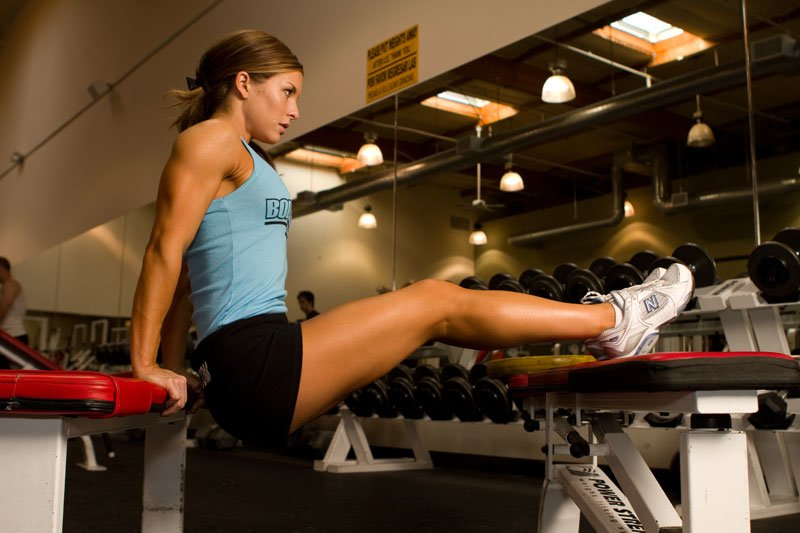 Benching Own Weight Part - 37: Bench Pressing Can Help You Build Up Those Triceps