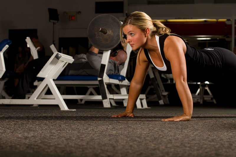Why Women Can't Afford To Avoid Chest Training!