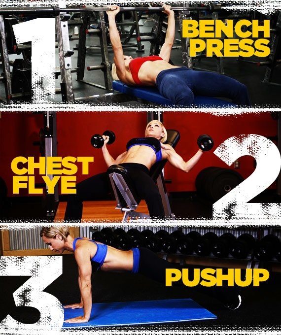 Chest Workout Routine For M