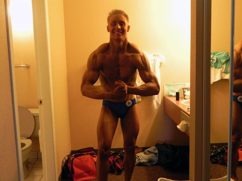 Teen Bodybuilder of the Week: Will De Groot
