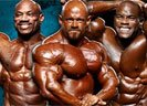 The Winner Of The 2011 Arnold Classic Will Be...