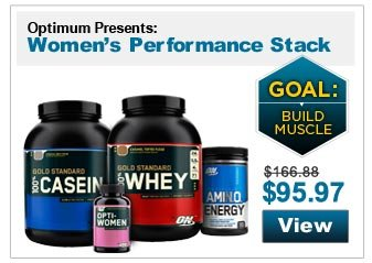 Optimum Presents: Women's Performance Stack