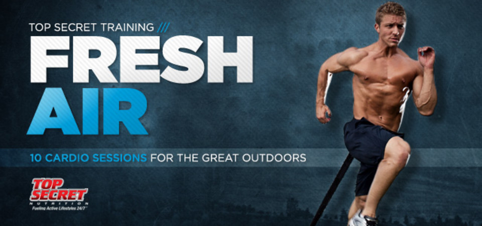 Fresh Air 10 Cardio Sessions For The Great Outdoors