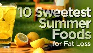 Sweet Summer Foods