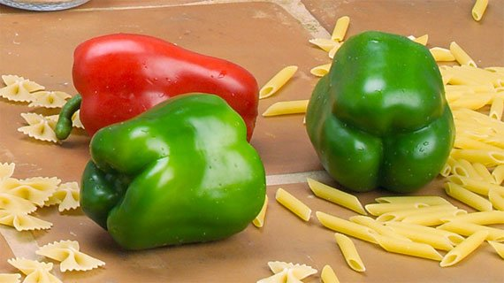 Bell Peppers Are Loaded With Vitamin C, Potassium, Vitamin A & Antioxidants.
