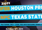 2011 Houston Pro Coverage