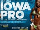 2011 IFBB Iowa Pro Coverage