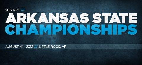 2012 NPC Arkansas State Championships