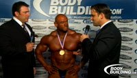 2012 Arnold Classic Finals Post Show Webcast Replay