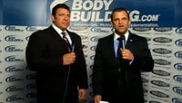 2012 Arnold Classic Finals Pre-Show Webcast Replay