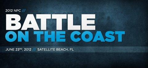 2012 NPC Battle on the Coast