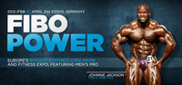 2012 FIBO Power Germany Booth