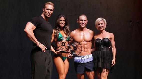 Congratulations to the 2012 Bodybuilding.com FIT USA winners, Matthew Sulentic and Elizabeth Brown!
