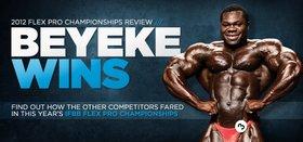 flex pro review beyeke wins