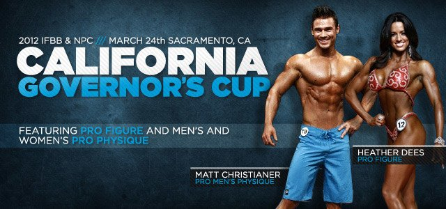 2012 IFBB California Governor's Cup