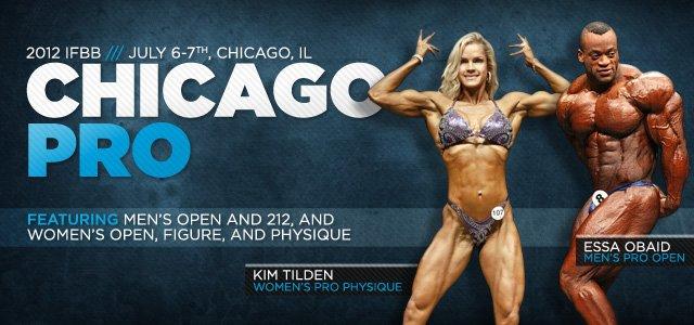 2012 IFBB Chicago Pro