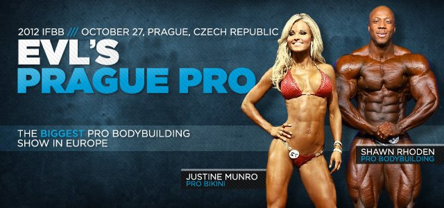 2012 IFBB Prague Pro