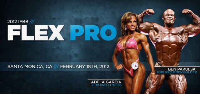 2012 IFBB FLEX Pro