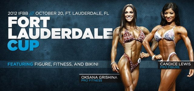 2012 IFBB Ft Laud Cup