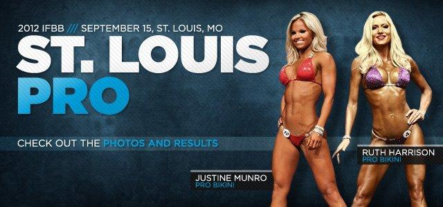 2012 IFBB St. Louis Pro