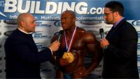 2012 Mr. Olympia Finals Post-Show Webcast Replay!