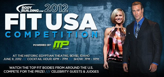2012 Bodybuilding.com FIT USA Event