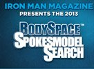 2013 BodySpace Spokesmodel Search!
