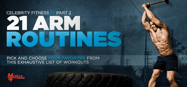 21 Arm Routines - Part 2