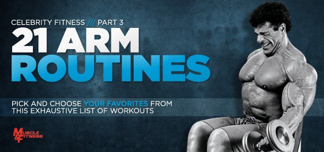 21 Arm Routines - Part 3