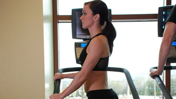 Another Good Cardio Activity, If You'd Rather Not Do Incline Walking, Is The Step Machine