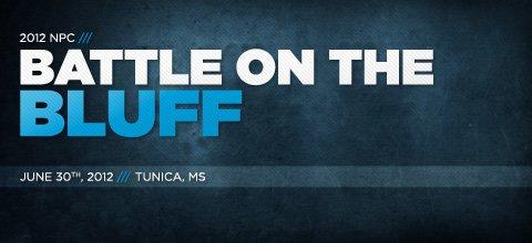 2012 NPC Battle on the Bluff