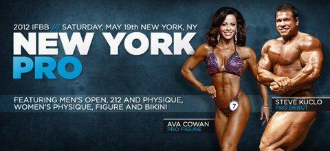 2012 IFBB New York Pro