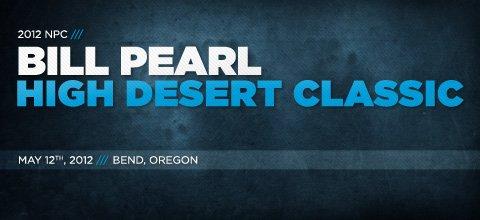 2012 NPC Bill Pearl High Desert Classic