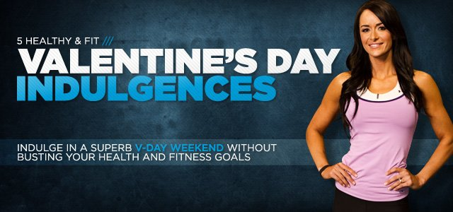 5 Healthy & Fit Valentine's Day Ideas Or Treats