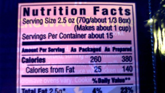 Be Sure To Check Food Labels Carefully For Sugar, Carb, And Fat Content.