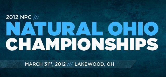 2012 NPC Natural Ohio