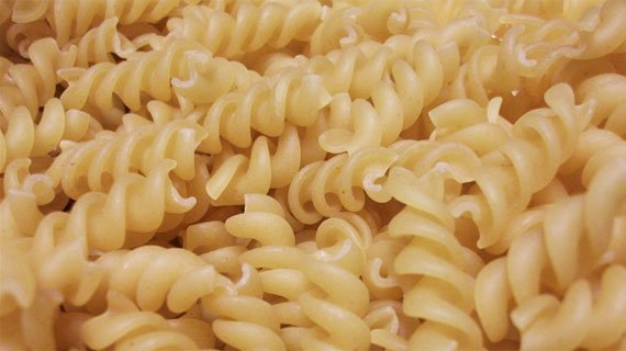 Pasta Is One Of The More Calorie-Dense Carbohydrate Sources Around.