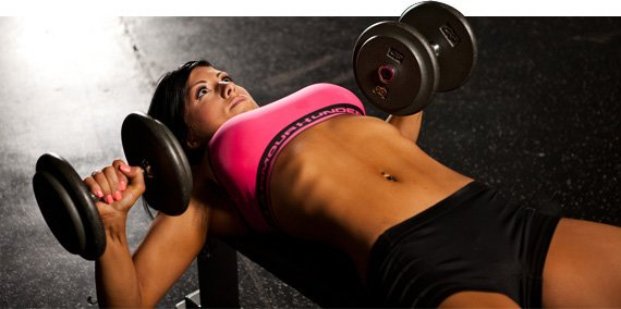 A Girl's Gotta Bench: Chest Workout And Training Tips