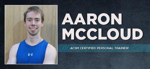 Aaron McCloud