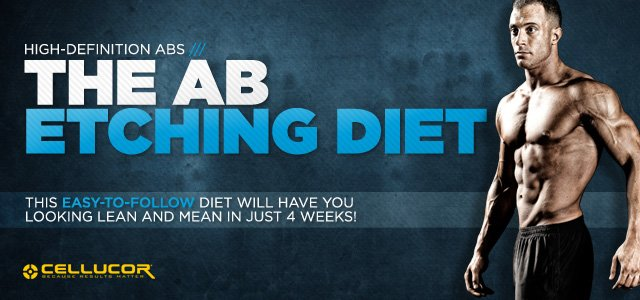 HD Abs: The Ab-Etching Diet – 4 Weeks Of Fat Burning