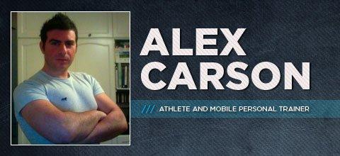 Alex Carson